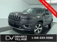 Used 2021 Jeep Cherokee For Sale at Burdick Nissan | VIN: 1C4PJMDXXMD167569