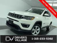 Used 2019 Jeep Compass For Sale at Burdick Nissan | VIN: 3C4NJDBBXKT593803