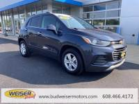 Certified Pre-Owned 2018 Chevrolet Trax FWD 4dr LT