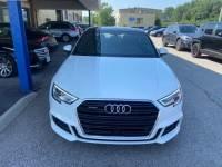 2018 Audi A3 Sedan Tech Premium Plus