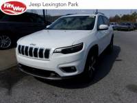 Certified Used 2021 Jeep Cherokee Limited in Gaithersburg