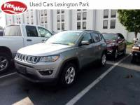 Used 2019 Jeep Compass Latitude in Gaithersburg