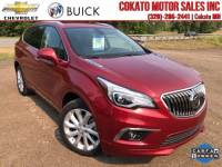 Pre-Owned 2018 Buick Envision AWD 4dr Premium II