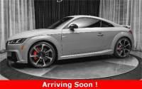2018 Audi TT RS 2.5T
