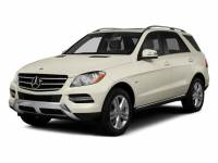 Pre-Owned 2014 Mercedes-Benz M-Class ML 350 SUV VIN4JGDA5HB1EA345455 Stock NumberTEA345455