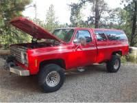 1975 Chevy Silverado 2500