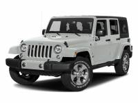 Pre-Owned 2017 Jeep Wrangler Unlimited Unlimited Sahara Convertible