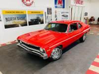 1969 Chevrolet Nova - YENKO DECALS - 454 BIG BLOCK -