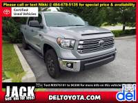 Certified Pre-Owned 2021 Toyota Tundra 4WD For Sale in Thorndale, PA   Near Malvern, Coatesville, West Chester & Downingtown, PA   VIN:5TFDY5F11MX976101