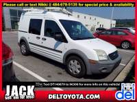 Used 2013 Ford Transit Connect XL For Sale in Thorndale, PA | Near West Chester, Malvern, Coatesville, & Downingtown, PA | VIN: NM0LS6AN4DT140879