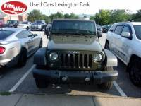 Used 2015 Jeep Wrangler Unlimited Sport in Gaithersburg