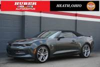 Used 2017 Chevrolet Camaro For Sale at Huber Automotive   VIN: 1G1FB3DSXH0197104