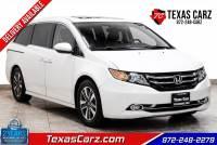 2014 Honda Odyssey Touring Elite for sale in Carrollton TX