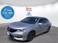Used 2017 Honda Accord EX-L For Sale in Bakersfield near Delano   1HGCR3F80HA029880