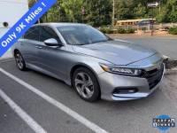 Certified 2020 Honda Accord Sedan EX-L 1.5T CVT