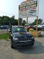 Used 2015 Jeep Compass Sport