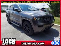 Used 2018 Jeep Grand Cherokee Altitude For Sale in Thorndale, PA | Near West Chester, Malvern, Coatesville, & Downingtown, PA | VIN: 1C4RJFAG8JC332724