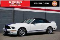 Used 2007 Ford Shelby GT500 For Sale at Huber Automotive | VIN: 1ZVHT89S975235617