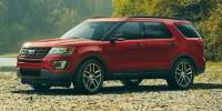 2017 FordExplorer Limited 4WD