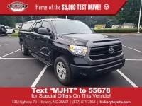 Used 2017 Toyota Tundra 2WD 2WD SR Double Cab 8.1' Bed 5.7L FFV