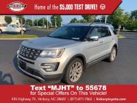Used 2016 Ford Explorer Limited SUV