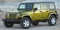 Pre-Owned 2008 Jeep Wrangler Unlimited X VIN 1J4GA39148L555997 Stock Number 14301P