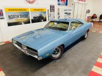 1969 Dodge Charger - R/T - 440 MAGNUM - 4 SPEED TRANS - B3 BLUE -