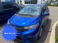 2017 Honda Fit LX CVT Hatchback