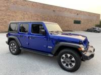 Used 2018 Jeep Wrangler Unlimited Sport S 4x4 For Sale at Paul Sevag Motors, Inc. | VIN: 1C4HJXDNXJW277607
