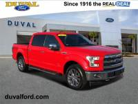 2017 Ford F-150 Jacksonville, FL at Duval Acura | Stock #HKC39796