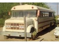 1963? GMC school bus