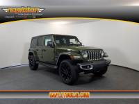 2021 Jeep Wrangler Unlimited Sahara 4xe SUV In Clermont, FL