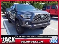 Certified Pre-Owned 2021 Toyota Tacoma 4WD For Sale in Thorndale, PA | Near Malvern, Coatesville, West Chester & Downingtown, PA | VIN:3TMCZ5ANXMM382325