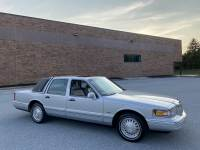 Used 1996 Lincoln Town Car Signature Series For Sale at Paul Sevag Motors, Inc. | VIN: 1LNLM82W1TY606068