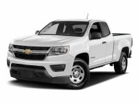 Used 2018 Chevrolet Colorado 2WD Work Truck Pickup