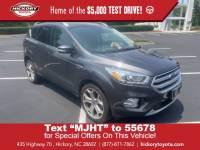 Used 2017 Ford Escape Titanium SUV