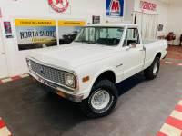 1972 Chevrolet K 1500 Restored 4x4