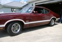 1972 Oldsmobile 442 - GREAT DRIVING MUSCLE CAR -