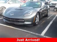 Used 2014 Chevrolet Corvette Stingray For Sale at Harper Maserati | VIN: 1G1YC2D75E5111028