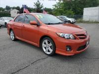 Used 2013 Toyota Corolla S Special Edition TOTOWA NJ 22061A