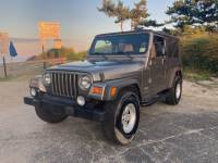 2006 Jeep Wrangler Unlimited Automatic Sport