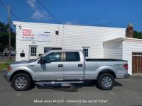 2013 Ford F-150 XLT SuperCrew 5.5-ft. Bed 4WD 6-Speed Automatic