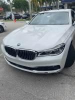 Quality 2016 BMW 7 Series West Palm Beach used car sale