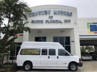 2005 GMC Savana Cargo Van CAMPER VAN SUPER LONG SUPER HIGH