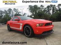 2012 Ford Mustang Jacksonville, FL at Duval Acura   Stock #PC5272879