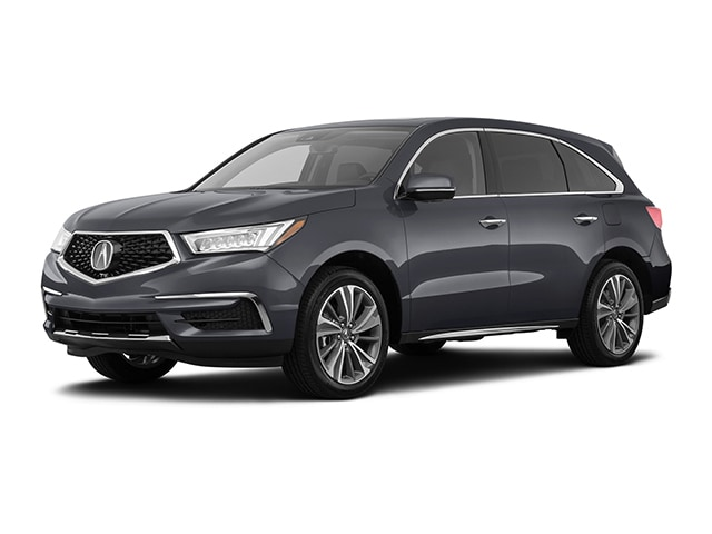 Photo Certified Pre-Owned 2018 Acura MDX FWD wTechnology Pkg for Sale in Hoover near Homewood, AL