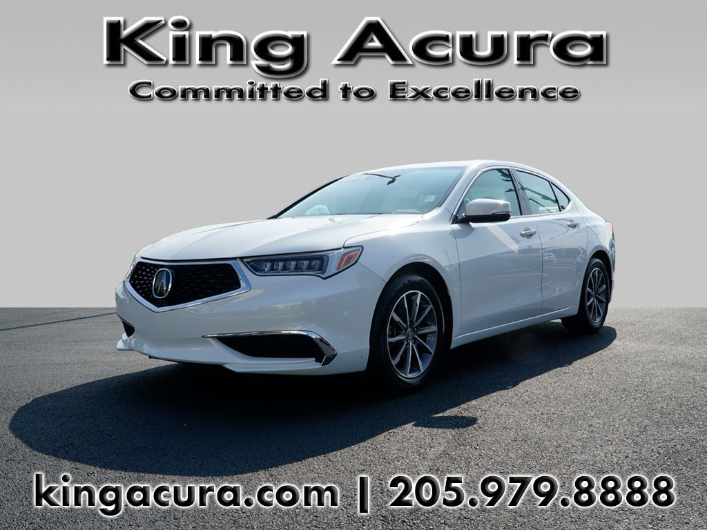 Photo Certified Pre-Owned 2020 Acura TLX 2.4L FWD for Sale in Hoover near Homewood, AL