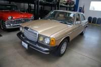 1983 Mercedes-Benz 300D Turbo Diesel Sedan with 110K original miles 300 D