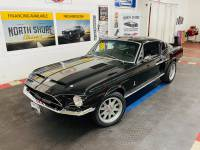 1968 Ford Mustang Clean Fastback