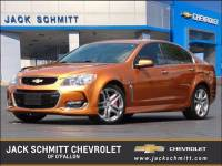 Certified Pre-Owned 2017 Chevrolet SS VIN 6G3F15RW2HL302219 Stock Number 14291P